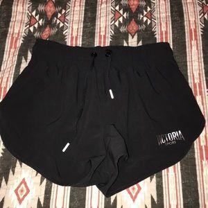 Black VS SPORT Athletic Shorts